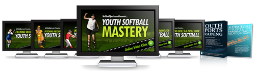 youth softball drills