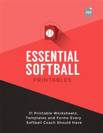 Essential Softball Printables — Softball Spot